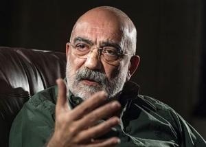 Lo scrittore Ahmet Altan