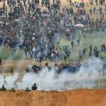 """OPINIONE. """"Pallottole israeliane e indifferenza del mondo non fermeranno la nostra Grande Marcia"""""""