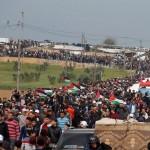 """MARCIA DEL RITORNO. Mustafa Barghouti: """"Unità e mobilitazione popolare"""""""