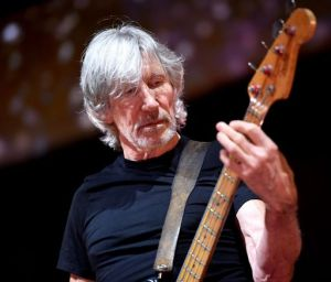 Roger Waters (foto Afp)