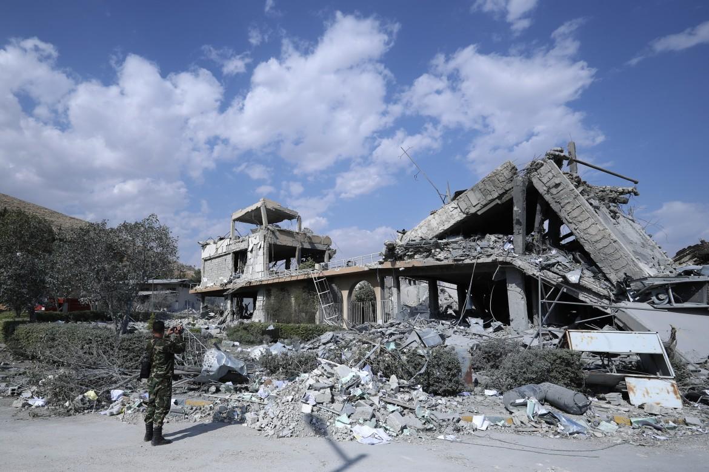 Damasco attacco Usa