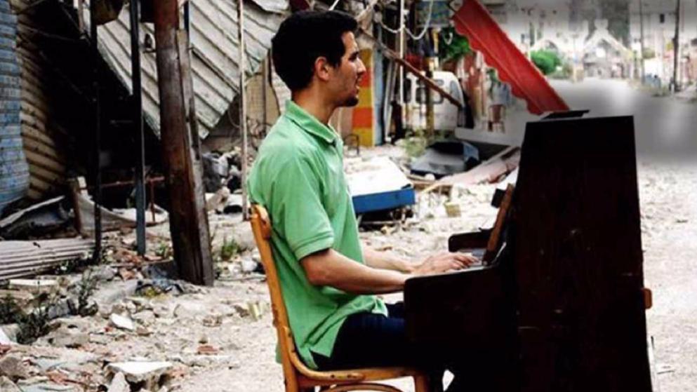Aeham Ahmad, il pianista di Yarmouk