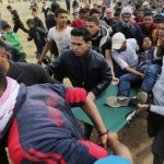"""GAZA. Hrw: """"Uccisioni di manifestanti illegali e calcolate"""""""