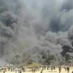 MARCIA DEL RITORNO. Israele apre il fuoco: morti e centinaia di feriti