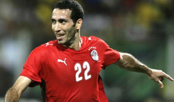 L'ex calciatore Abutrika