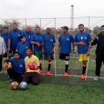 Un calcio all'occupazione: la squadra di mutilati di Gaza