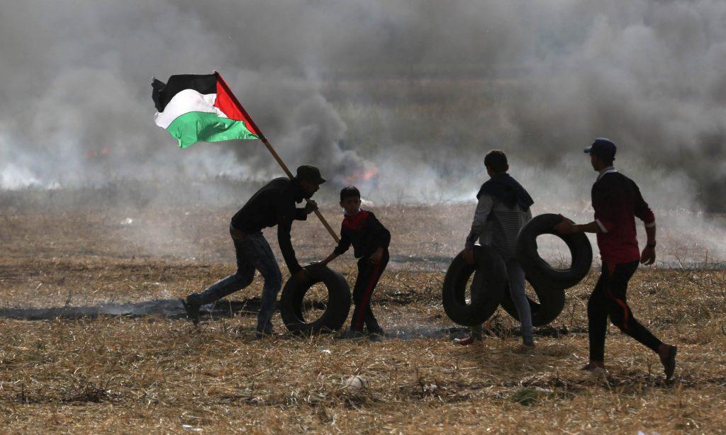 Foto: (Reuters/Ibraheem Abu Mustafa)