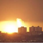GAZA. Raid israeliani nella notte contro obiettivi di Hamas