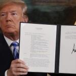 Trump straccia l'accordo con l'Iran e minaccia l'Europa
