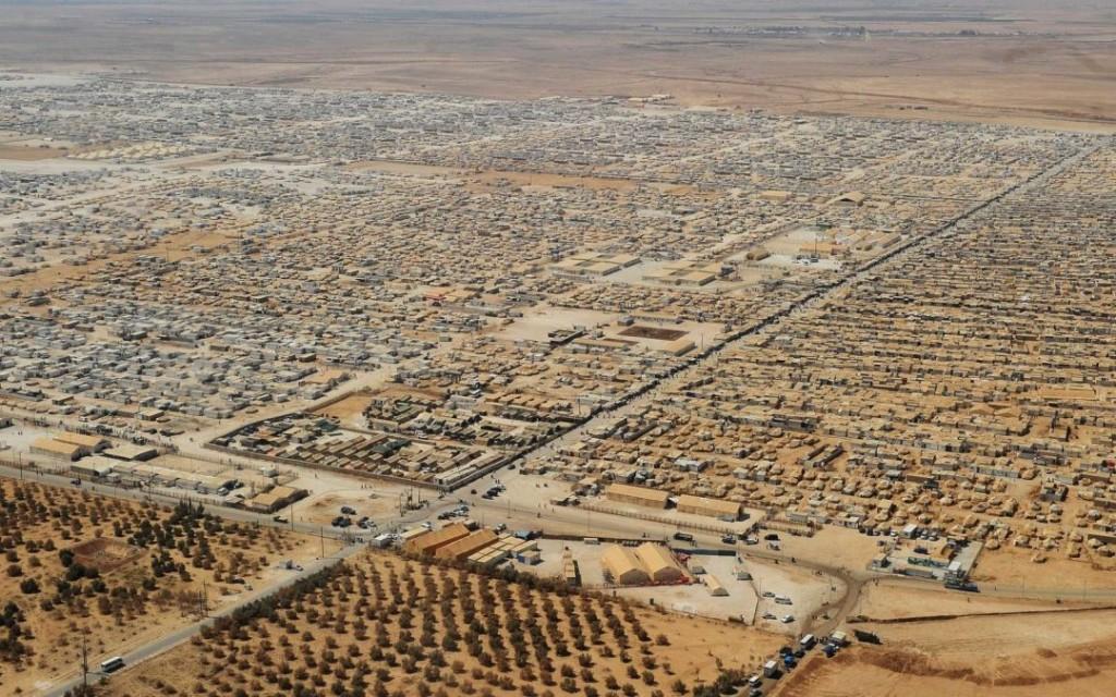 Il campo profughi di Dadaab
