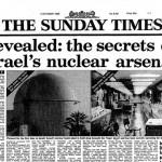 Dimenticato Vanunu, l'uomo che rivelò il nucleare segreto di Israele