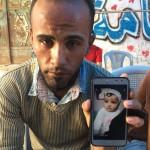 Leila, simbolo del dolore di Gaza