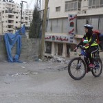 INTERVISTA. «Gli organizzatori italiani del Giro violano i diritti dei palestinesi»