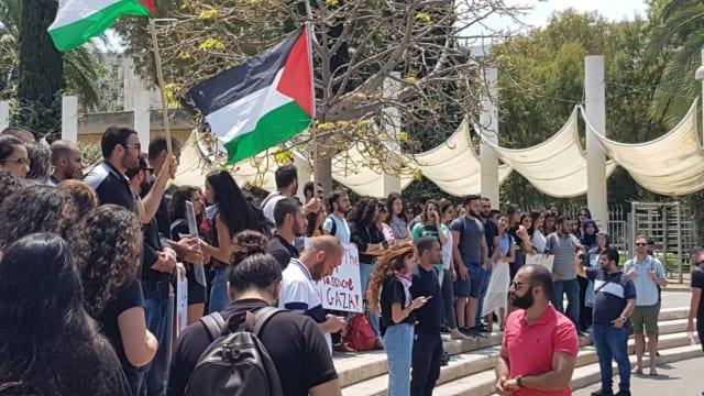 Foto: Hadash Tel Aviv, Tel Aviv University
