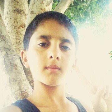 Haitham al-Jamal, 15 anni, ucciso oggi dai soldati israeliani a Gaza