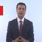 TURCHIA. Il candidato-prigioniero Demirtas appare in tv