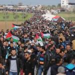 GAZA. «Dalla Marcia del Ritorno può nascere la nuova leadership»