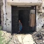 FOTOREPORTAGE. Raqqa, il ritorno in una distesa di macerie