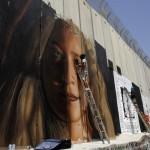Israele vieta a Jorit Agoch il ritorno in Palestina