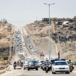 Assad's military victory runs along the M5 highway