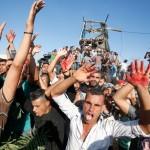 Bombe e missili su Gaza, è quasi guerra tra Israele e Hamas