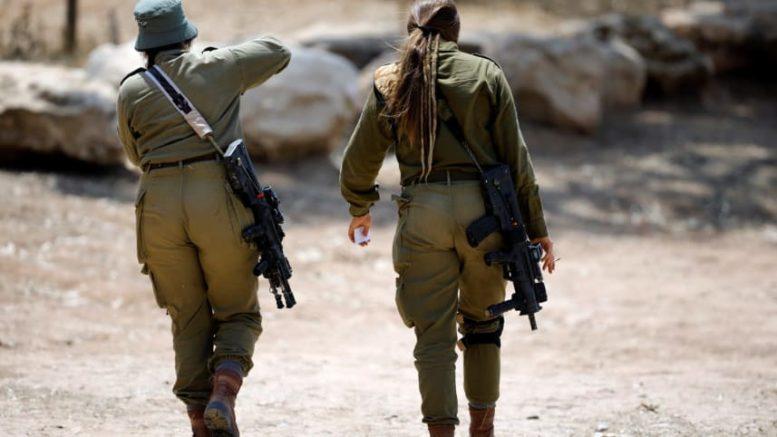 Soldatesse israeliane