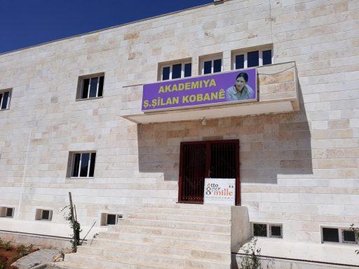 L'accademia delle donne di Kobane