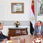 EGITTO. Tra Regeni e business il bispensante Di Maio alla corte di al-Sisi