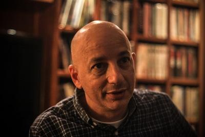 Il professore Khaled Fahmy