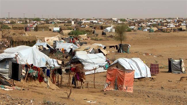 Civili yemeniti sfollati da Hodeidah