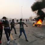 IRAQ. La protesta di Bassora raggiunge il porto