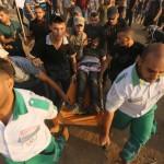 GAZA. Manifestazioni del ritorno: uccisi 6 palestinesi