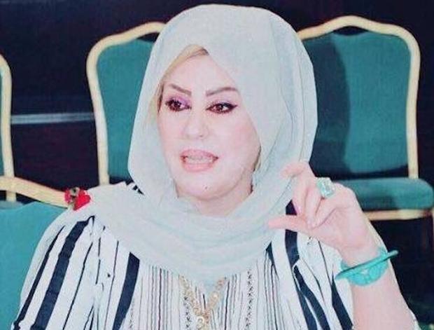 L'attivista Suad al-Ali