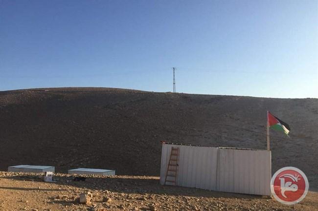 Il villaggio di Wadi al-Ahmar