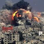 """Gaza: """"laboratorio"""" che aumenta i profitti per l'industria bellica di Israele"""
