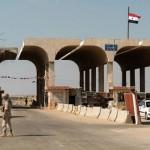 La Siria brinda alla riapertura dei valichi