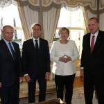 SIRIA. Summit Istanbul, appoggio a integrità territoriale siriana