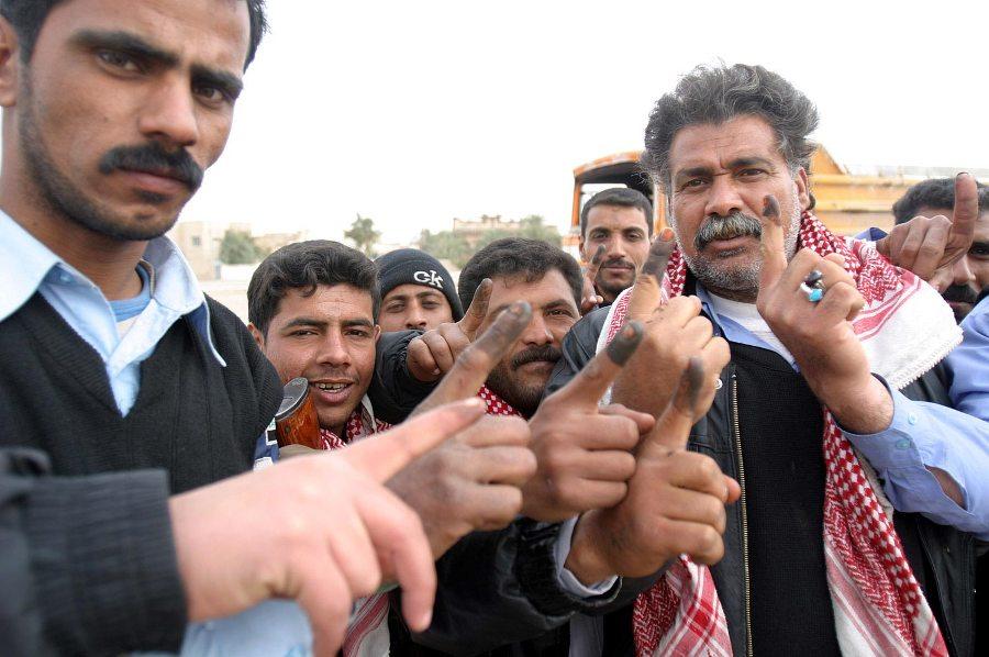 iraq elezioni