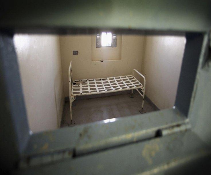 Una cella della prigione saudita di Dhahban (Foto: Albawaba)