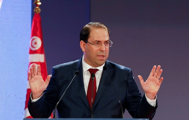 Il premier tunisino Chahed