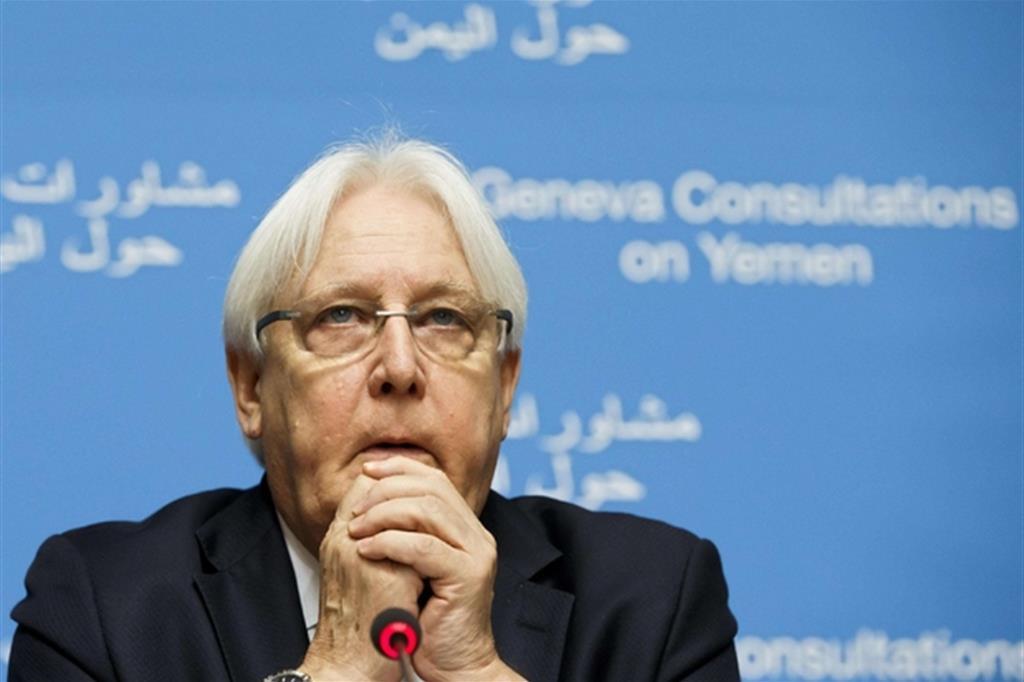 Martin Griffiths, inviato Onu in Yemen