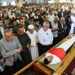 GAZA. Pescatore ucciso dalla marina egiziana, rabbia nella Striscia