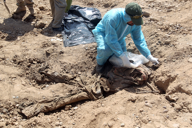 FILES-IRAQ-CONFLICT-UN-MASS-GRAVES
