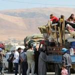 Migliaia di rifugiati siriani lasciano il Libano. Con la forza