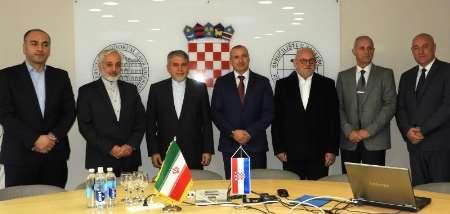 Croazia Iran