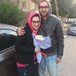 EGITTO. Un mazzo di fiori per Amal Fathy. L'attivista finalmente libera