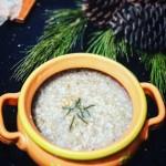 SAPORI E IDENTITÀ. Una zuppa di frikeh per un caldo inverno