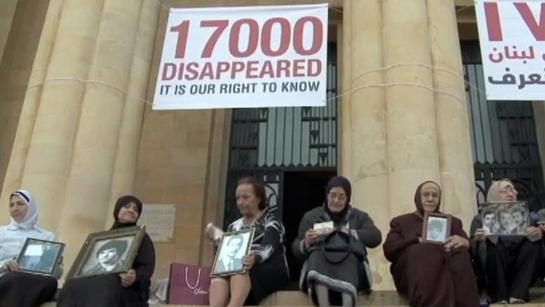 Libano-desaparecidos