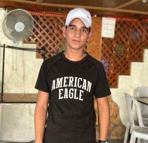 Mahmoud Yousef Nakhla, ucciso ieri a Jalazon (Fonte: Twitter)
