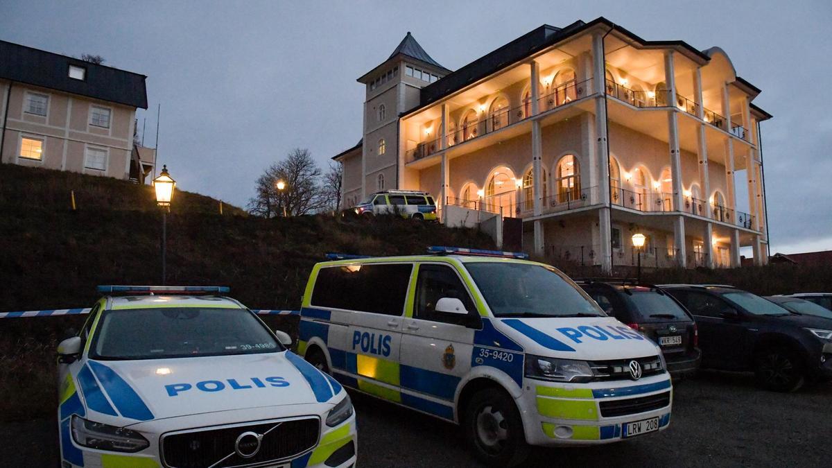 La villa di Rimbo, in  Svezia, sede del dialogo yemenita (Foto: Epa)